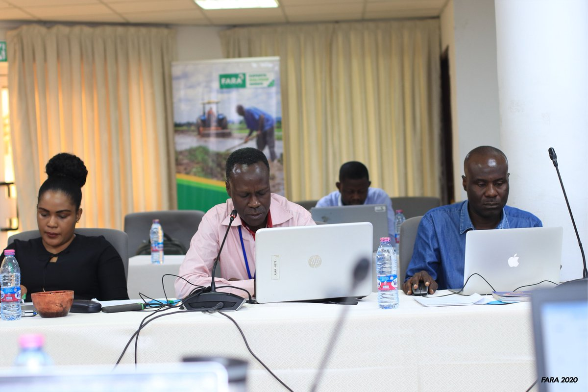 Our presence here is a demonstration of our commitment to work together. @ASARECA #CAADPXP4 #CommsSpecialists #CAADP https://t.co/XHgjbXTCvg