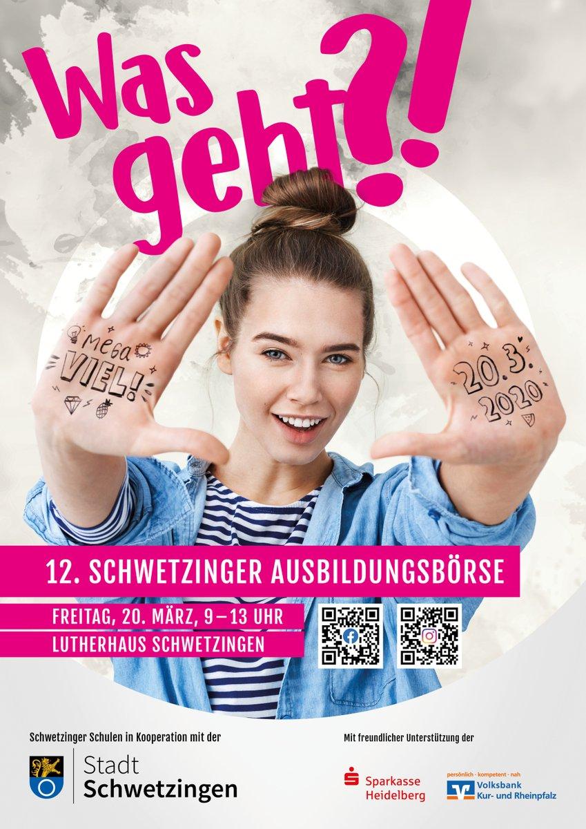 #Schwetzingen: 12. Schwetzinger #Ausbildungsbörse am 20. März 2020 – offizielle Er öffnung um 8.30Uhr https://kurpfalztourist.wordpress.com/2020/02/20/schwetzingen-12-schwetzinger-ausbildungsborse-am-20-marz-2020-offizielle-er-offnung-um-8-30-uhr/…pic.twitter.com/yA60wpTINB