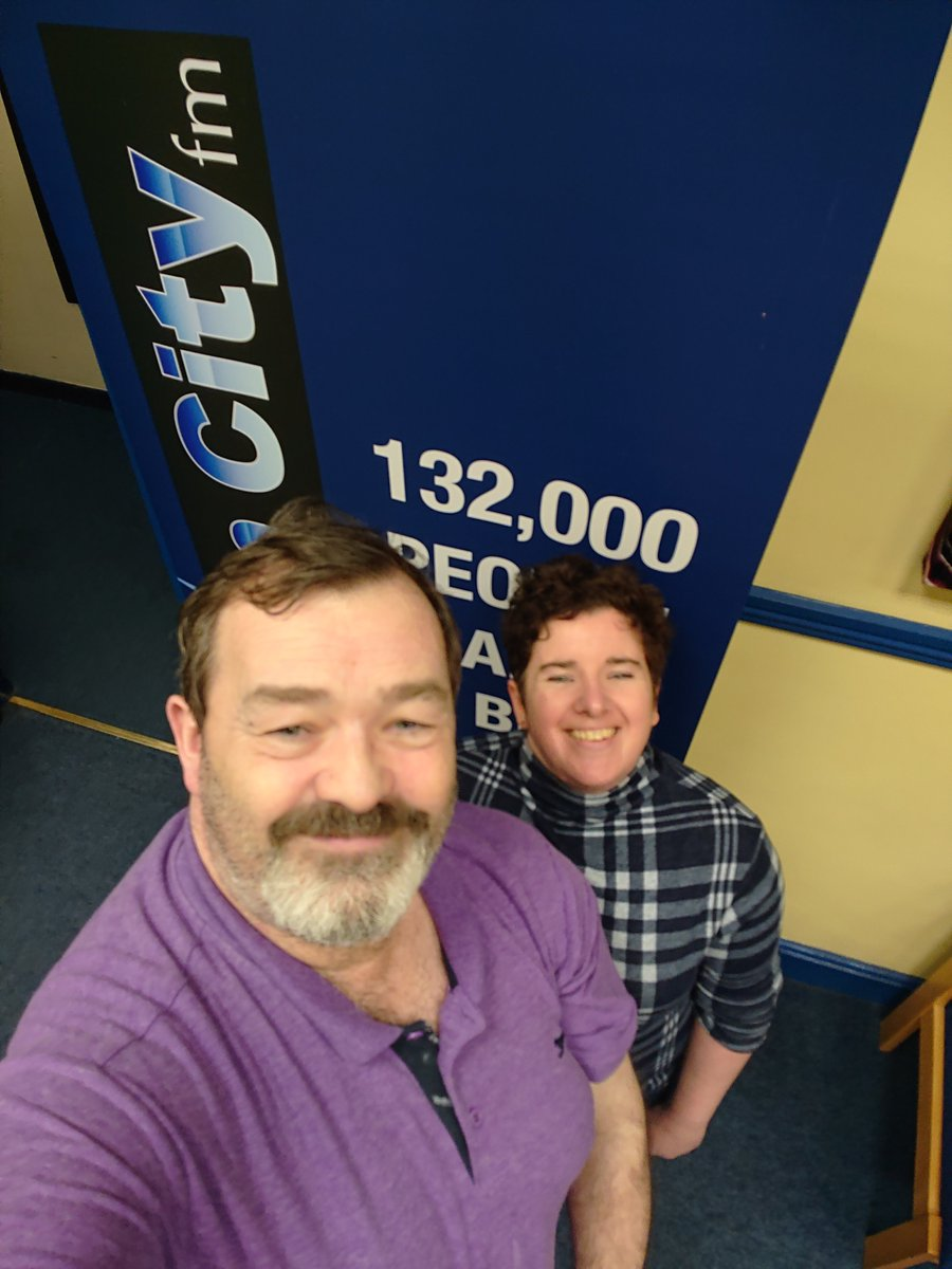 Viva Vox 1230 today 12.30 @dublincityfm with @lorraine_lally @epilepsyireland and I break some myths on epilepsy together. Looking forward to it, nervously as always. I am not as bad recording the show @dubcitycouncilpic.twitter.com/tWhrLSjEds
