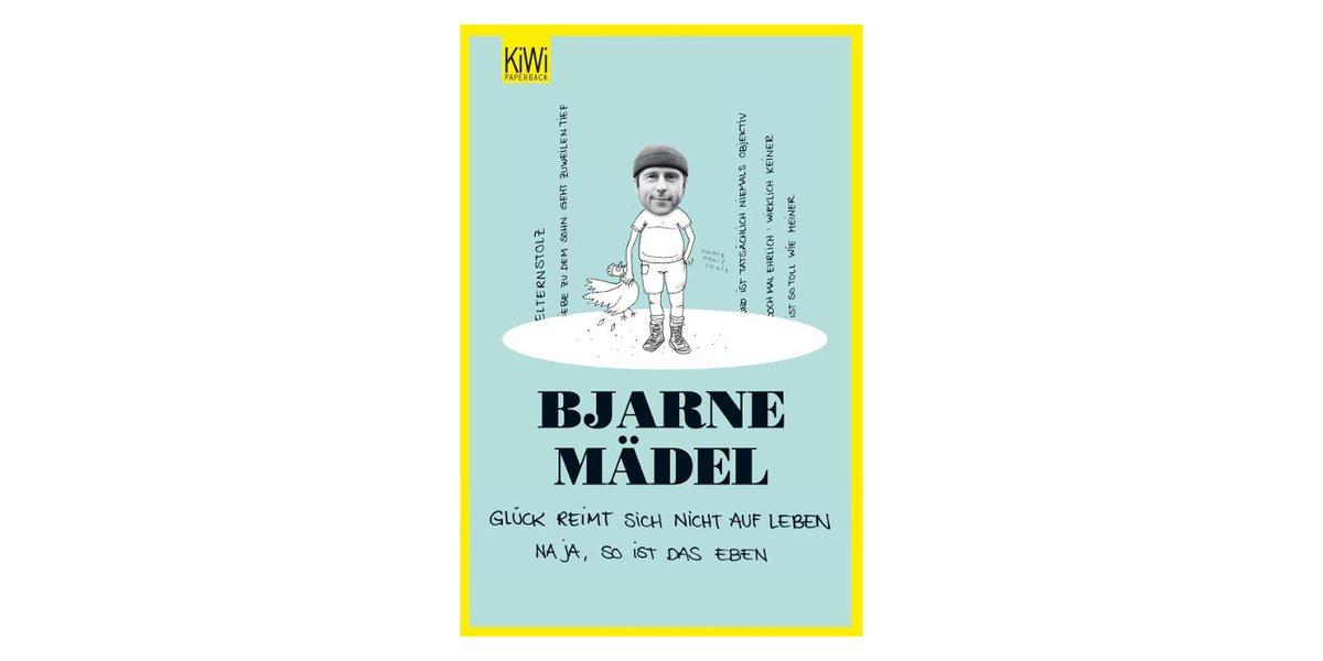"""Bjarne Mädel: Glück reimt sich nicht auf Leben: Passend zum """"Unsinnigen Donnerstag"""" ein #Buchtipp, bei dem sich alles um humoristische Reime dreht. Allerdings sind die Gedichte häufig gar nicht so sinnlos, wie sie auf den ersten Blick scheinen mögen! - https://www.ecobookstore.de/shop/magazine/146587/bjarne_maedel_glueck_reimt_sich_nicht_auf_leben.html…pic.twitter.com/ldeQp8AxbR"""
