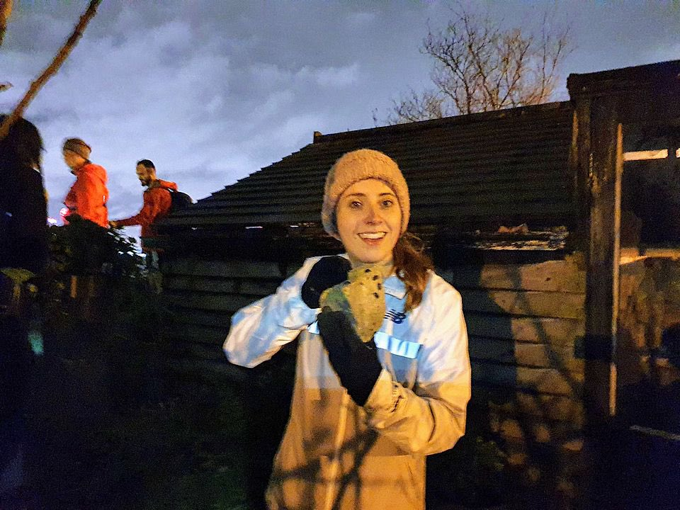 All in all, it's just another brick in the wall! GoodGym Greenwich well and truly smashed arm day last night by shifting hundreds of bricks at Ballast Quay garden! 💪🏼