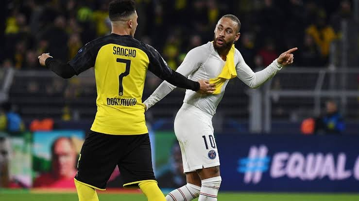 Some nice comments from Neymar about Jadon Sancho, he feels that he is a future Ballon d'or winner. We really need to finish in the top 4 & really give it everything to sign Sancho in the summer.