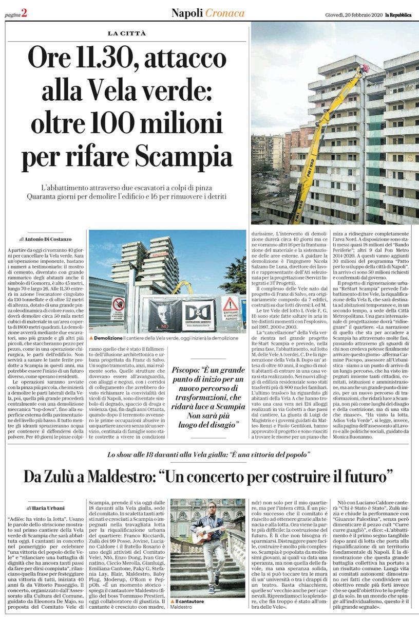 #Scampia