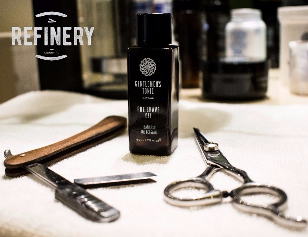 You got the looks, we got the tools. . We can't wait to see you!  #Barbershop #Spa #getrefined #mensgrooming #luxurygrooming #Gentlemenstonic #metime #menonly #pamperedman #mensstylists #tbt #Relax #The_Village_Marketpic.twitter.com/PJcYZinUh7