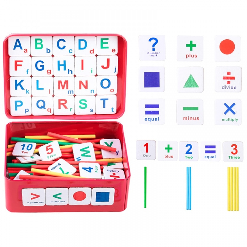#tagsforlikes #preschool #kindergarten #dolls #collectibles #color Kid's Magnetic Educational Math Toy
