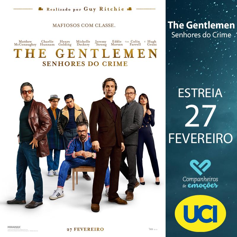 The Gentlemen: Senhores do Crime - a história de um americano que construiu um império de marijuana altamente lucrativo em Londres. Em exibição nos cinemas UCI a 27 de Fevereiro. +info: http://ucicinemas.pt/Filmes/the-gentlemen-senhores-do-crime… #Estreia #Cinema #Filmes #UCICinemas #TheGentlemenpic.twitter.com/ukok8NEeaW
