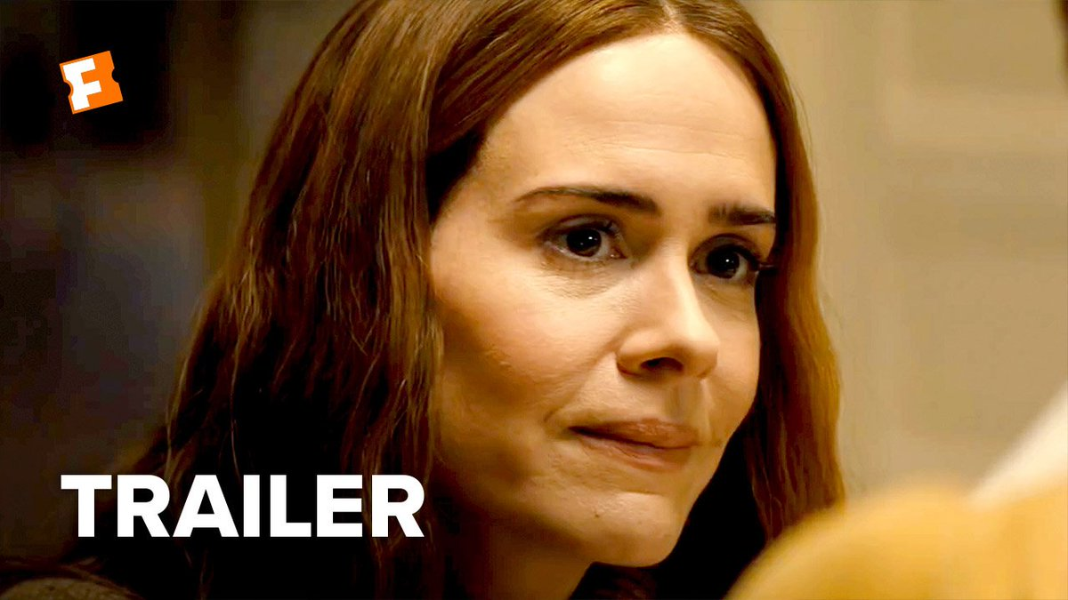 Check out the trailer for @Lionsgate's 'RUN' starring Sarah Paulson!      #Run #RunMoviepic.twitter.com/UnVR2Et0ry