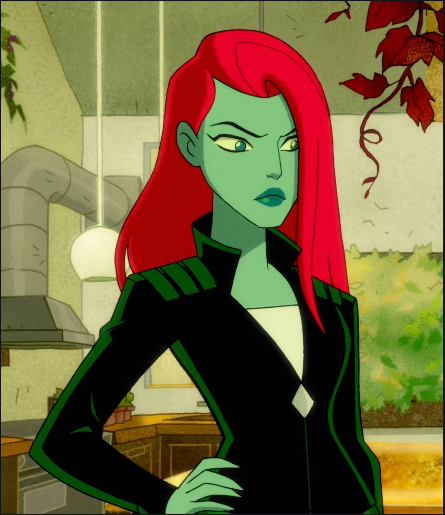 #HarleyQuinn  season 1's finale is tomorrow! How have you all been enjoying #poisonivy 's depiction in it?