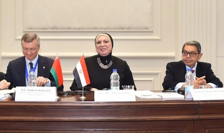Egyptian-Belarusian officials discuss boosting trade at joint business council meeting english.ahram.org.eg/News/363875.as…