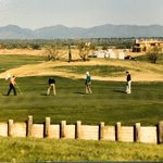 Image for the Tweet beginning: 1986: TPC Scottsdale was the