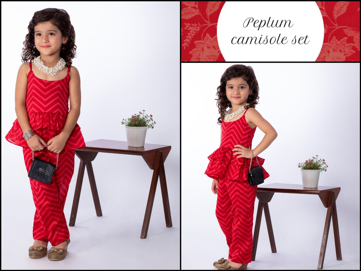 """""""YOU DON'T HAVE TIME TO BE TIMID, YOU MUST BE BOLD AND DARING"""" #kidsfashion #kidsweardesigner  #kidswearfashion #camisole #indianpartykids #designerwear #fashionforkids #highendfashionwear #clothes #ootd #kidsclothing #pants #apparel #clothingbrand  #startup #outfitoftheday pic.twitter.com/UH2wvZNVYP"""
