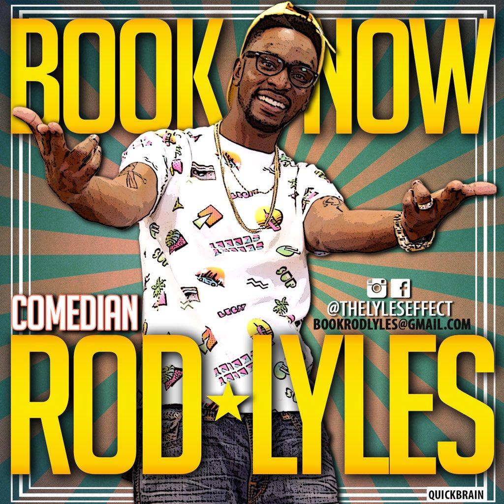 #LylesFiles #ComedyShow pic.twitter.com/ikJ2yaFaAQ