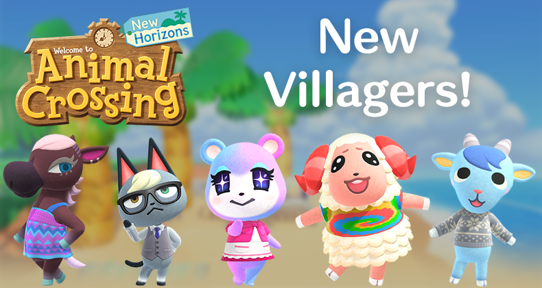 Animal Crossing World On Twitter A Closer Look At Five