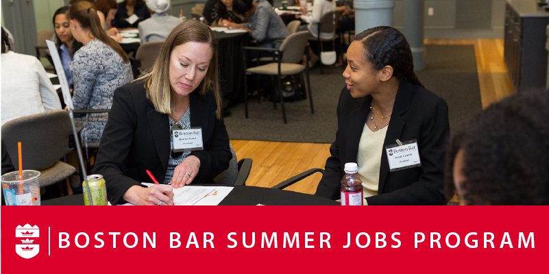 Thank you @Verrill_Law for participating in the BBA Summer Jobs Program this summer! This program provides local teens from @BostonSchools with summer employment and valuable professional development experience in the legal profession. Learn more: https://bit.ly/2SFATVSpic.twitter.com/sTqUgaK5kj