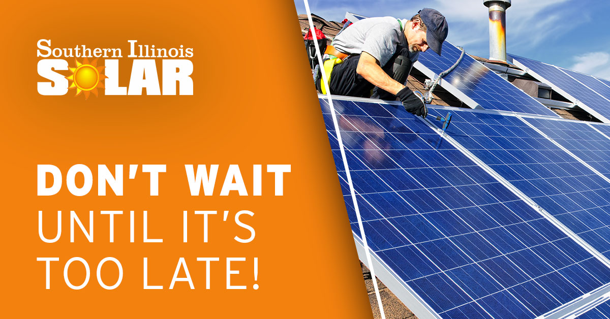 Don't wait—go solar today!  By the end of 2020, the federal tax credit will drop from 26% to 22%. http://bit.ly/2Q3X1Ii   #tax #taxcredit #federaltax #federaltaxcredit #solar #solarpanel #solarpanels #solarenergy #solarenergysystem #gogreen #savegreen #getgreenpic.twitter.com/OIwtLWs95v