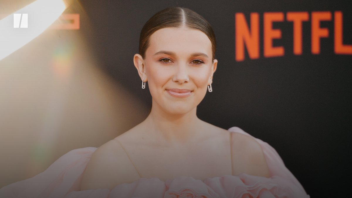 'Stranger Things' star Millie Bobby Brown gets candid about the hurt she faces from online bullying.