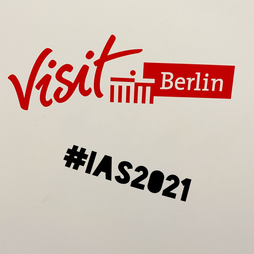 Getting to know each other and informal meeting with #visitberlin. Already super excited about #IAS2021 in Berlin @iasociety #HIVpic.twitter.com/KIro22thsE