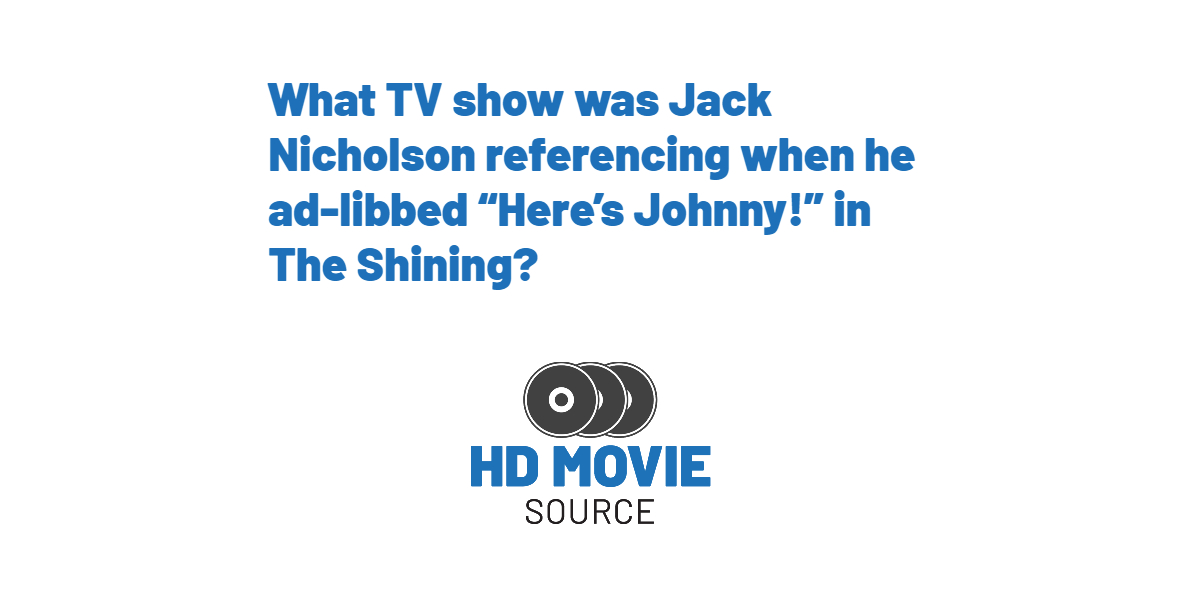 Can you answer this movie trivia?  #Quiz #Quizzes #MovieQuiz #Question #Movies #Films #Actors #ActorsLife #IntelligenceTest #Test #JackNicholson #TheShiningpic.twitter.com/0r1QYcgC8o