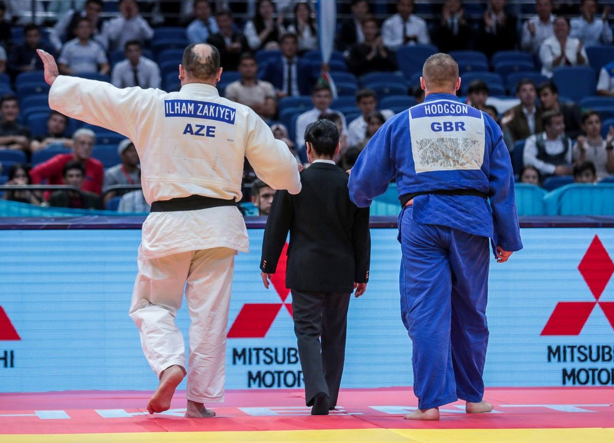 If you are a judoka with a visual impairment and are studying in a European university, the European Universities Games want to hear from you!  Find out more https://buff.ly/2HChoar  @eusaunisport @eug2020pic.twitter.com/QKucqHgoix