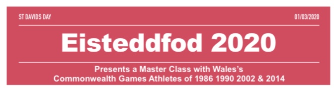 There are now just 10 days to go until Eisteddfod Judo 2020, where Commonwealth Games Athletes of Wales come together for the first time for a fantastic day of judo to remember Jamie MacDonald. Further info can be found here: http://ow.ly/4lVt30qiVDb  #ThisIsJudopic.twitter.com/5e2GksDYvv