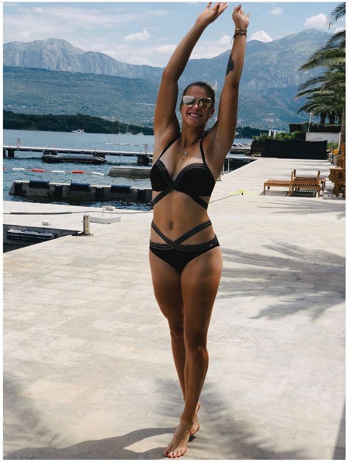 Bikini halep Simona Halep