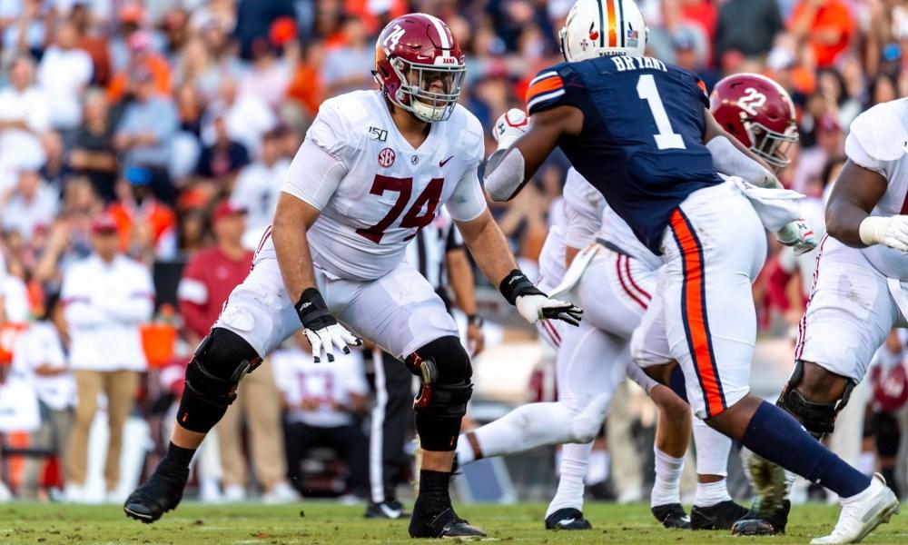 2020 NFL Draft Scouting Report: Alabama's Jedrick Wills https://www.sportsmediapass.com/2020/02/20/2020-nfl-draft-scouting-report-alabamas-jedrick-wills/…pic.twitter.com/X63KYmtWhU