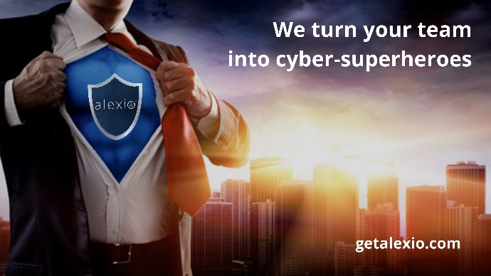We teach your team to defend your data. The 2020 Security Awareness Training program is quick, easy, and your team can earn rewards. Talk to us today. http://getalexio.com #getalexio #securityawareness #dentist #dental #privacybydesign #canadiandentist #torontodentistpic.twitter.com/ycfi1xfN2o
