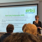 Image for the Tweet beginning: De conferentie van @ErbijRotterdam is