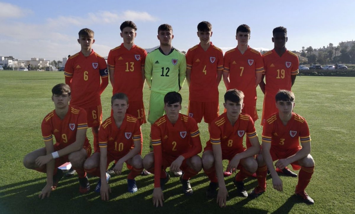 🏴 1-1 🇨🇿 (4-3 pens) UEFA U16 Development Tournament Christopher Popov's first half goal and a penalty shoot-out win gives Rich Williams' side a runner-up spot in the tournament. Llongyfarchiadau 👏 #TogetherStronger