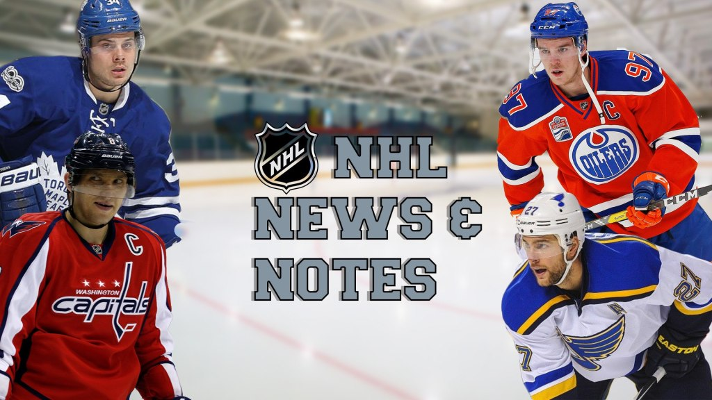 NHL News and Notes from Wednesday, February 19th, 2020 For #WNH we would be treated six #NHL games, plus news and note for both the NHL and #NWHL.