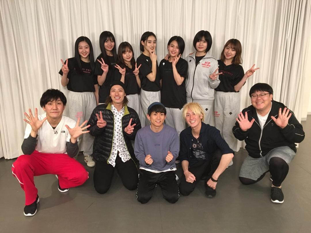 【13期14期 Blog】 Dance! 加賀楓:…  #morningmusume20