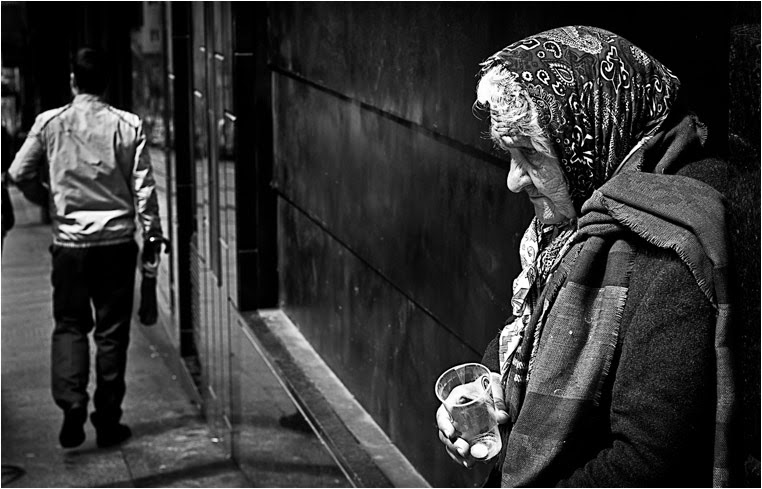 True compassion is more than flinging a coin to a beggar;  it comes to see that an edifice which produces beggars  needs restructuring.  « Martin Luther King Jr. »  📷by Rene de Bruijn