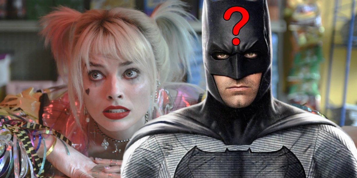 Despite taking place in Gotham, there was no sign of Batman during #BirdsOfPrey - so where was he?