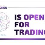 Image for the Tweet beginning: Trade ZVC on LATOKEN:  ZVChain