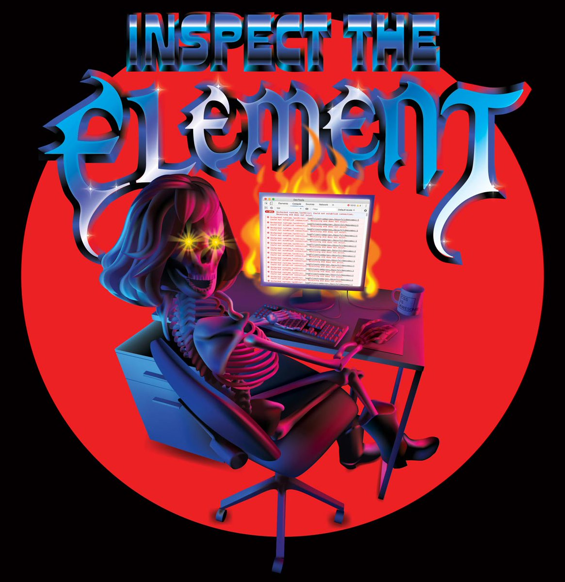 when I inspect the element