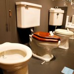 Image for the Tweet beginning: Hundreds of public toilet blocks