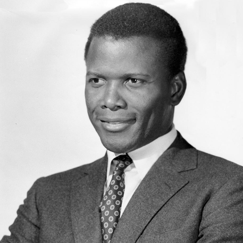 Wishing Sidney Poitier a wonderful 93rd birthday, here in a publicity photo for GUESS WHO'S COMING TO DINNER ('67)pic.twitter.com/LX3GkiTbFY