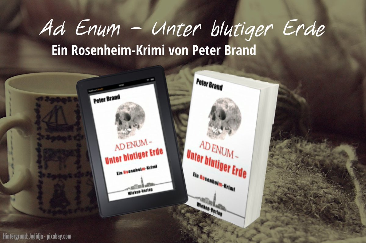 Archäologie, Gier, Verrat. Unter blutiger Erde - Rosenheim-Krimi von Peter Brand Leseprobe und Links http://bit.ly/2mmSA98 #Werbung #Krimi pic.twitter.com/LVslg5ZAPw