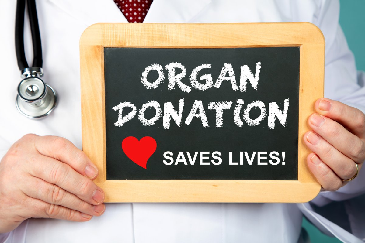 #NationalDonorDay was last Friday. But #ICYMI, today is still a good day to #Register for #organdononation, even on a #ThrowbackThursday: