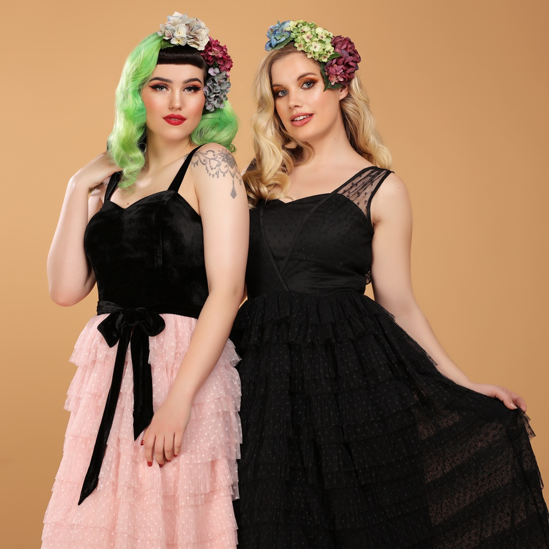 Take advantage of our BIG SALE and get evening wear at discount price! #collectifclothing #collectif #retroinspired #pinupootd #1950sfashion #50sdress #1940s #1940sfashion #ootdsocialclubpic.twitter.com/wmJKMQmTLv
