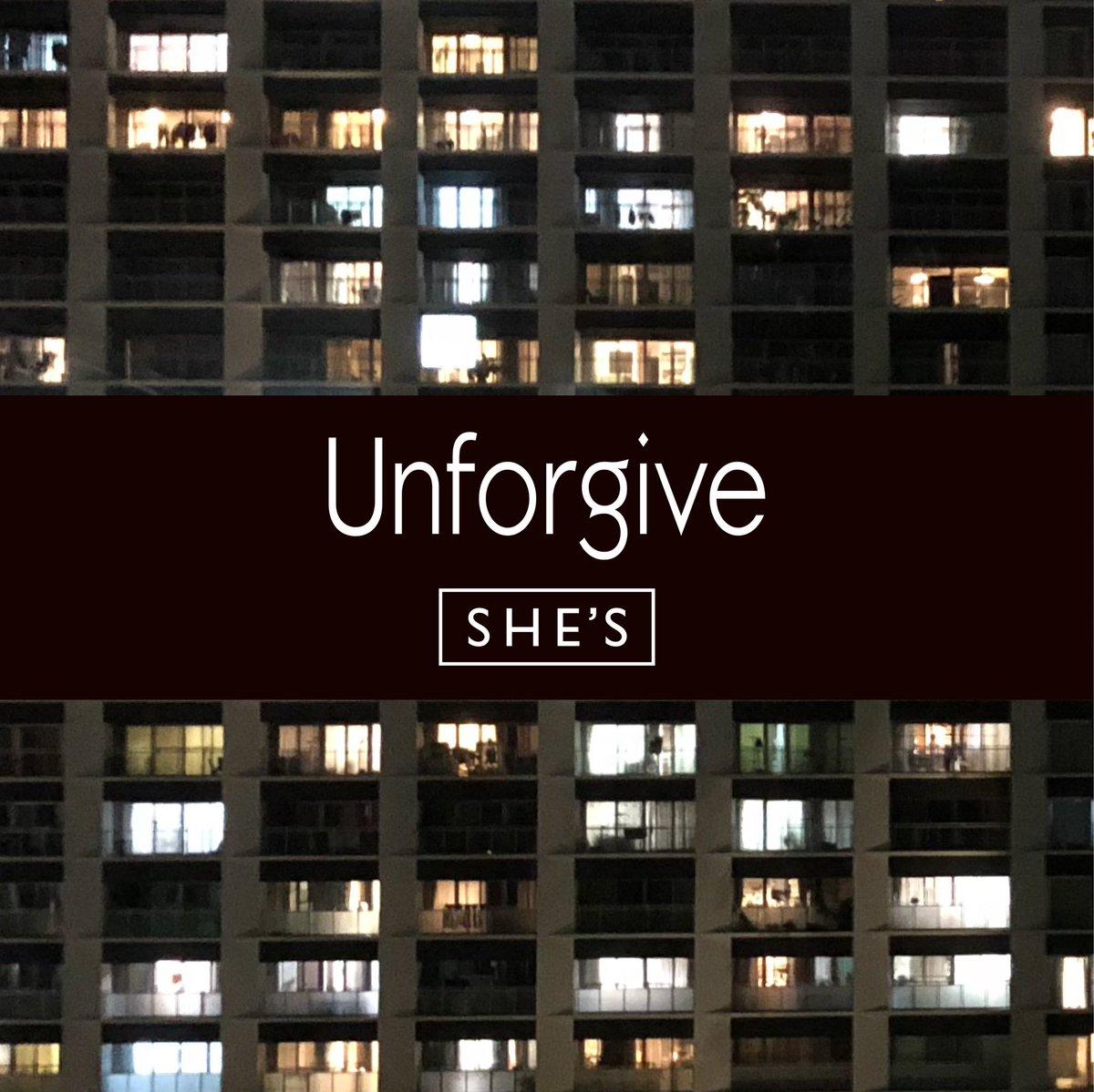 🎧Spotify🎧ドラマ特区「ホームルーム」OP主題歌👿SHE'S「Unforgive」⏬J-Rock Now🎸選曲していただきました🎊是非チェックお願い致します🙇♂#Spotify @SpotifyJP#SHE_S #Unforgive#ホームルーム @homeroom_drama