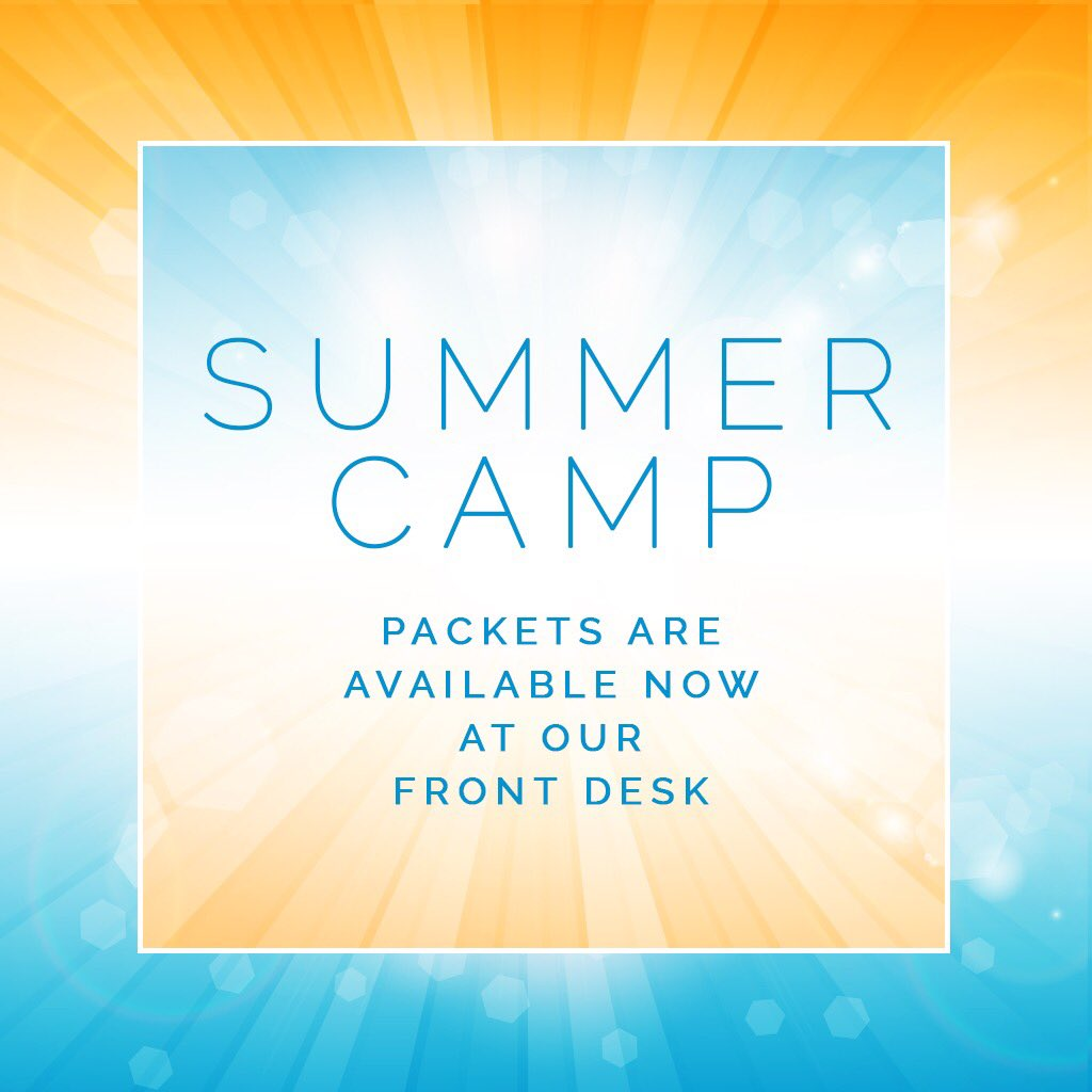 Have you picked up your Summer Camp packet yet? Registration for Camps begin March 1st, so make sure you mark your calendars 📆 Our Summer Camp program is exclusively for members and does fill quickly every year so make sure you get your packets now ☀️ #SilverlakeFamily #Summer