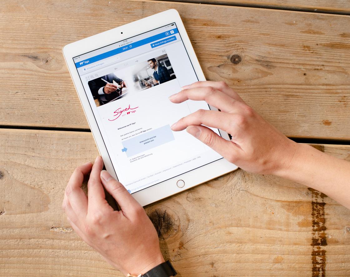 #FP feiert neue Partnerschaft mit Schweizer Unternehmen. Dank der Kooperation mit Swisscom Trust Services ist die Identifizierung für #elektronischeSignaturen künftig noch einfacher. Wie funktioniert das? Mehr Infos dazu in unserer neuen Pressemitteilung. http://bit.ly/37L7u0Opic.twitter.com/UHJQfRWVFJ