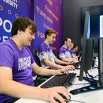 Students in the Nido R. Qubein School of Communication and @HighPointU's Esports Club Team now have a renovated, state-of-the-art esports arena to learn about game design and practice for national competitions. 💻🕹️🎮 https://t.co/JPYzXwyk8K