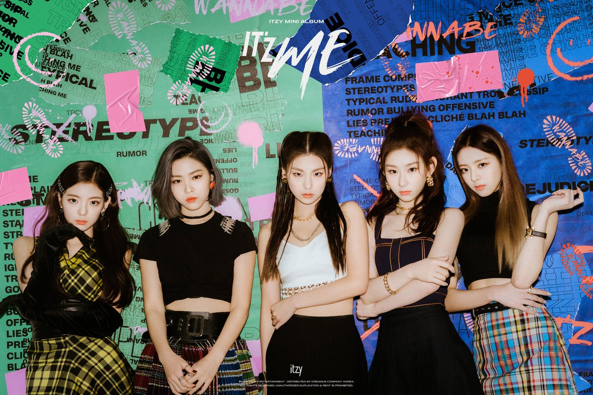 "ITZY <IT'z ME> TEASER IMAGE  TITLE TRACK ""WANNABE""  2020.03.09 MON 6PM  #ITZY #있지 @ITZYofficial #MIDZY #믿지 #ITzME #ITZY_COMEBACK"