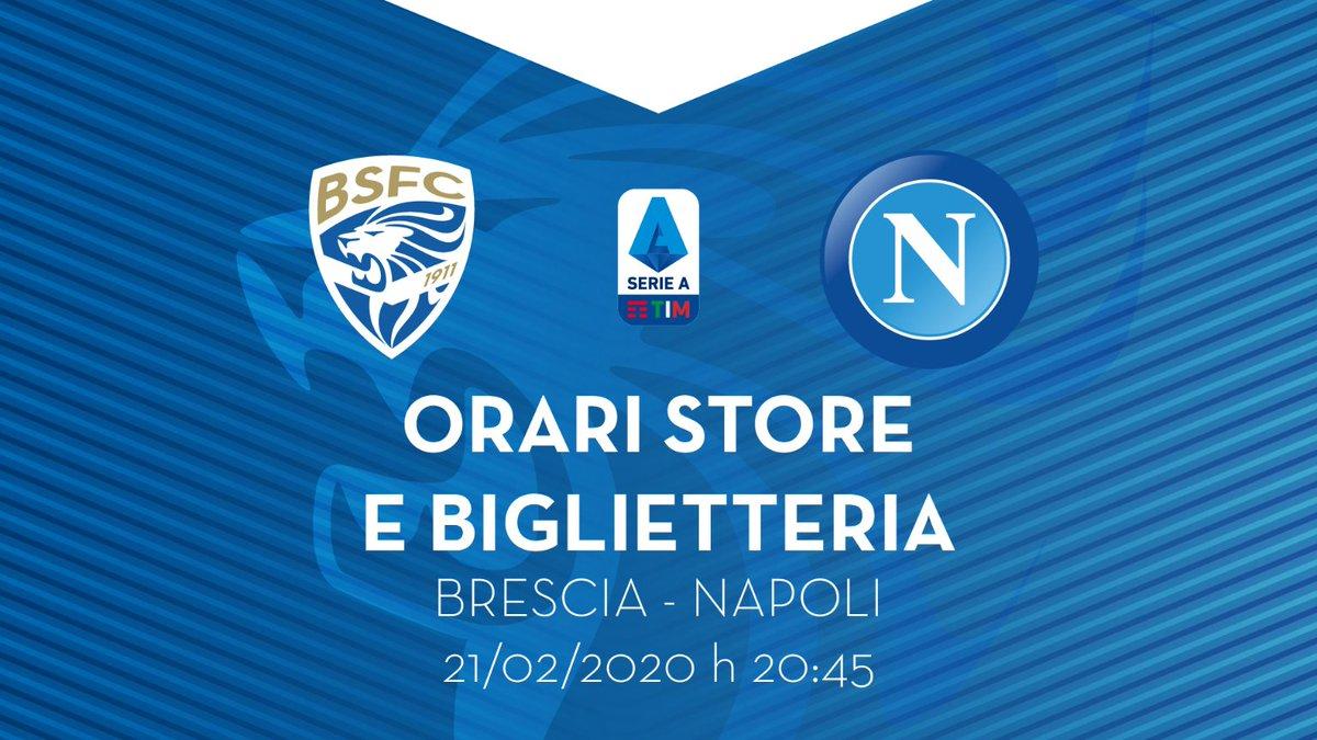 #BresciaNapoli