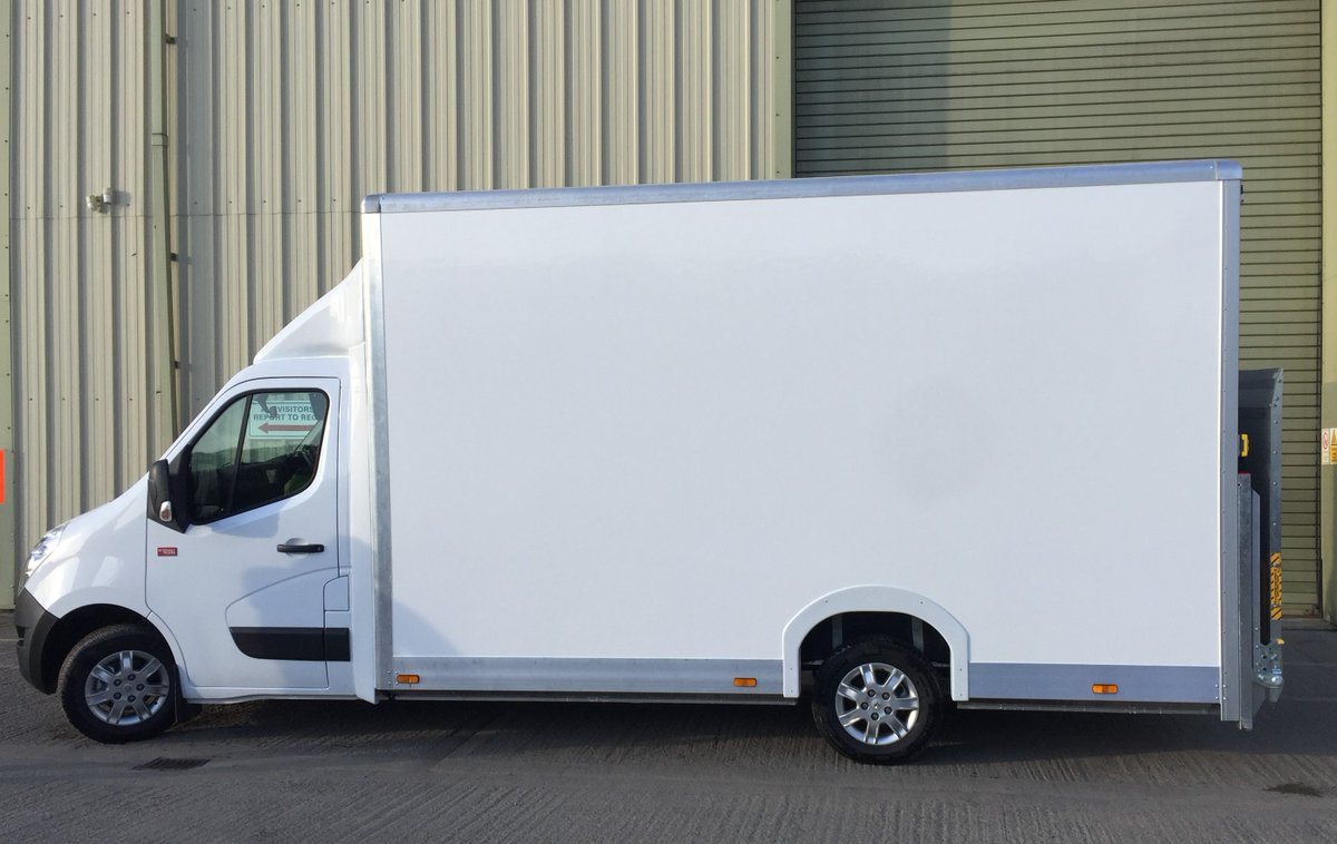 test Twitter Media - Renault Master Low floor Luton Body with a 500kg  DEL column Tail Lift  With Thanks to Dale Arnott @Thompsoncomm and @HumberSameday   @RenualtLand #Renault #LowFloor #LutonBody #ColumnTailLift @Delequipmentuk #DEL #ThompsonCommercials #HumberSameDay #MWHull #KeepingBritainMoving https://t.co/4zSopsu9Or