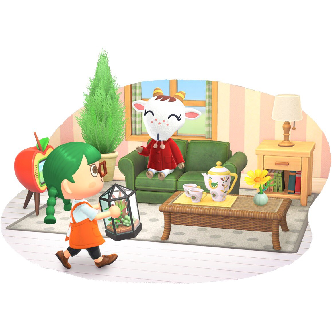 Animal Crossing New Horizons On Twitter New Renders