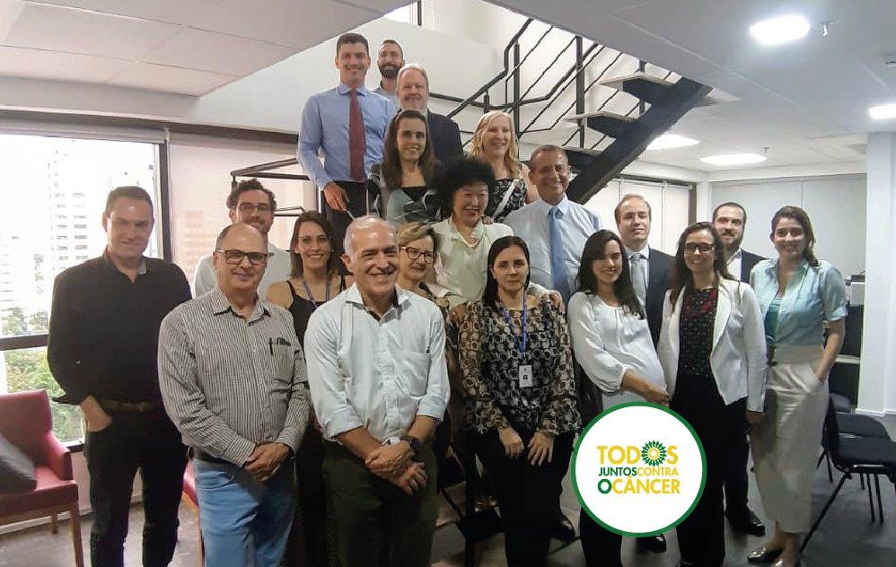 O Conselho Estratégico do #MovimentoTJCC se reuniu ontem na sede da ABHH em São Paulo para discutir o Projeto de Lei 7.082/2017, que pretende regulamentar a Pesquisa Clínica em Humanos no Brasil. Junte-se a nós e faça parte do maior movimento contra o #câncer do Brasil! #saúde pic.twitter.com/QVcnMaVjoF
