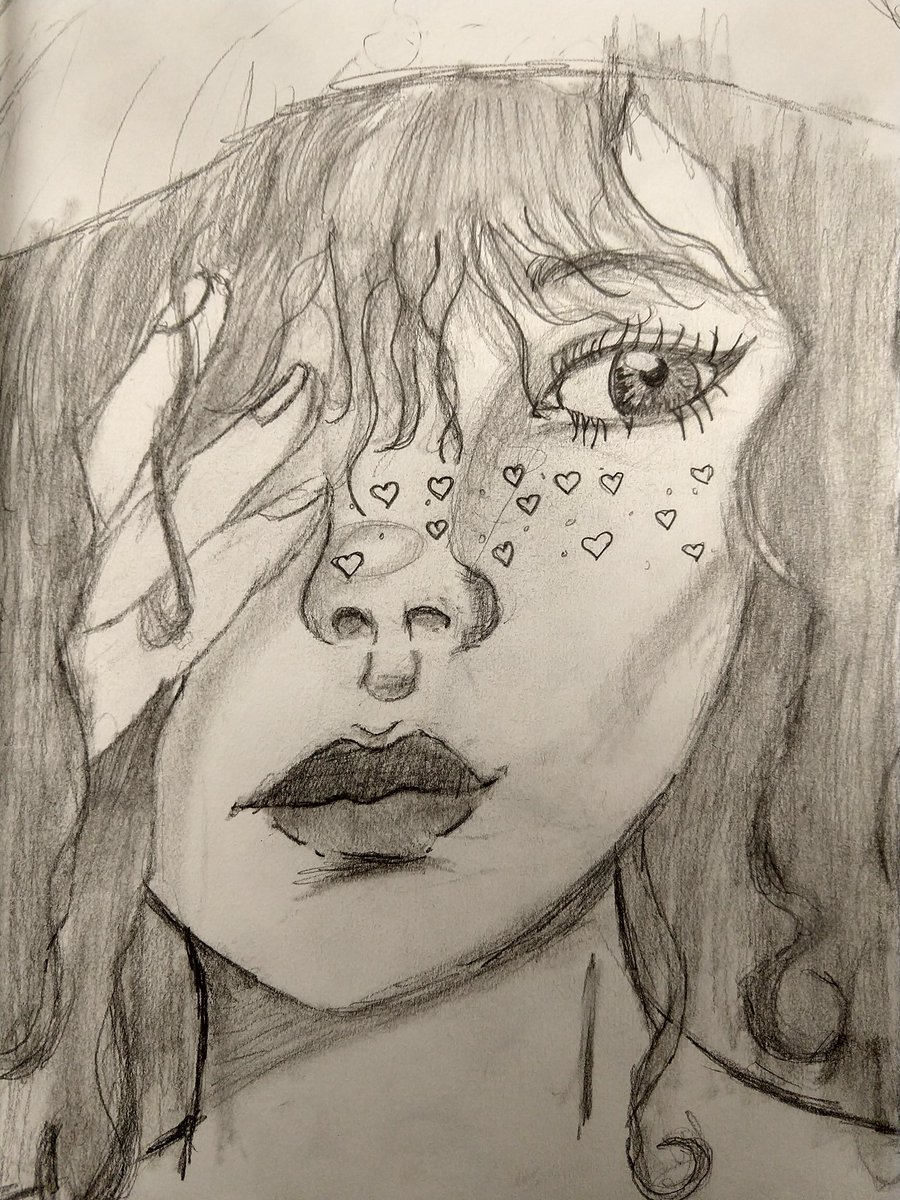 """When a 6th grader says, """"will you look at my sketch book?"""" And this is what you see.<br>http://pic.twitter.com/QWffqdKcmA"""